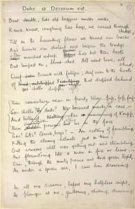owen manuscript